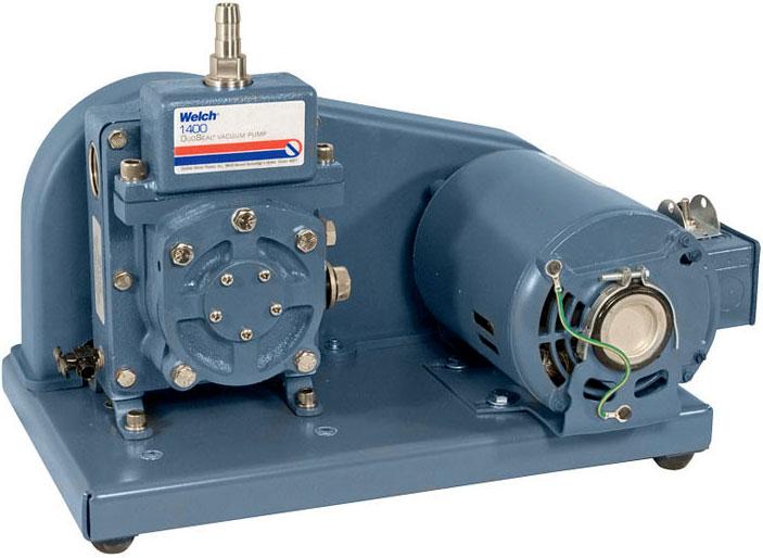 Welch 0 9 CFM Vacuum Pump | AiVacOvens com