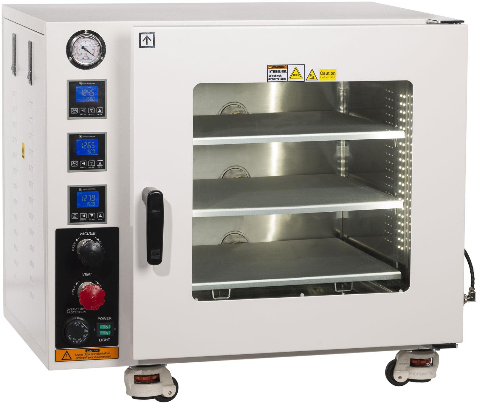 Ai AccuTemp 3 2 cu ft UL/CSA Certified Vacuum Oven | AiVacOvens com