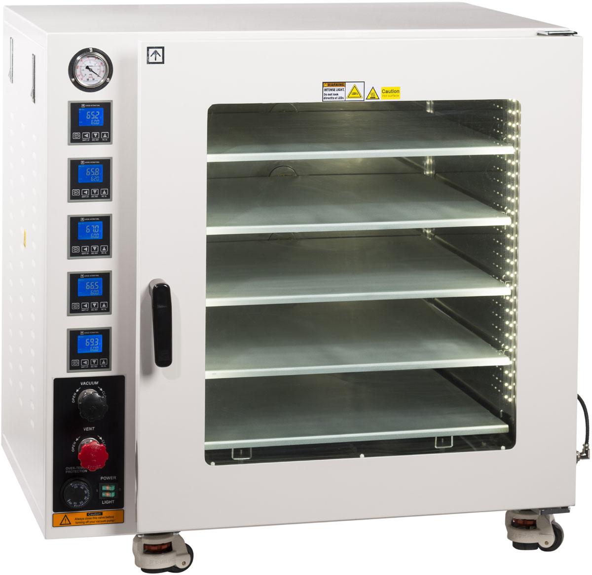 BHO Vacuum Ovens - Purge The Best Top-shelf Shatter
