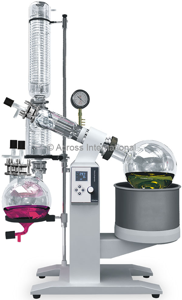 xtractor depot across international SolventVap 2.6-gallon rotary evaporator and water bath