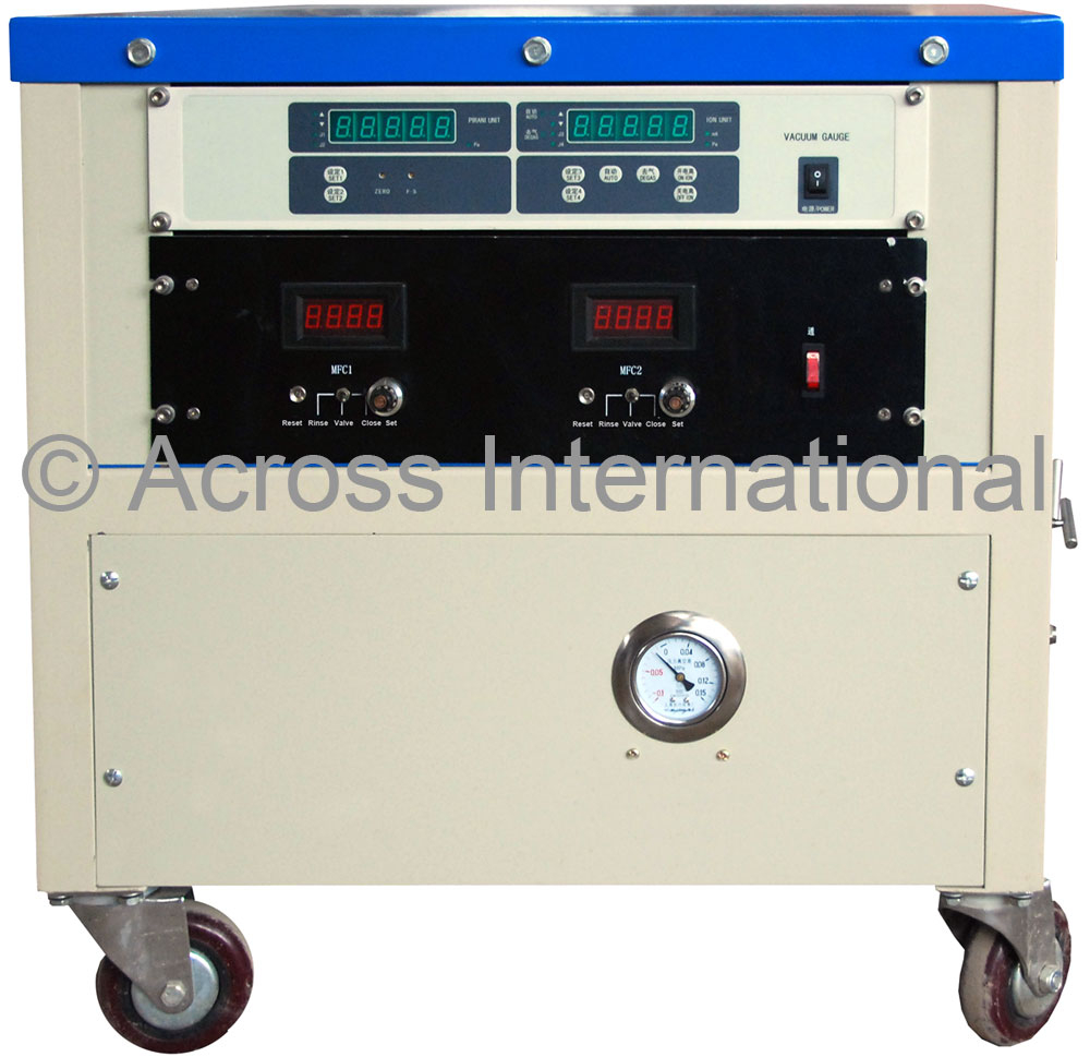 Battery 1200 176 C Vertical Pecvd Furnace With Rf Generator