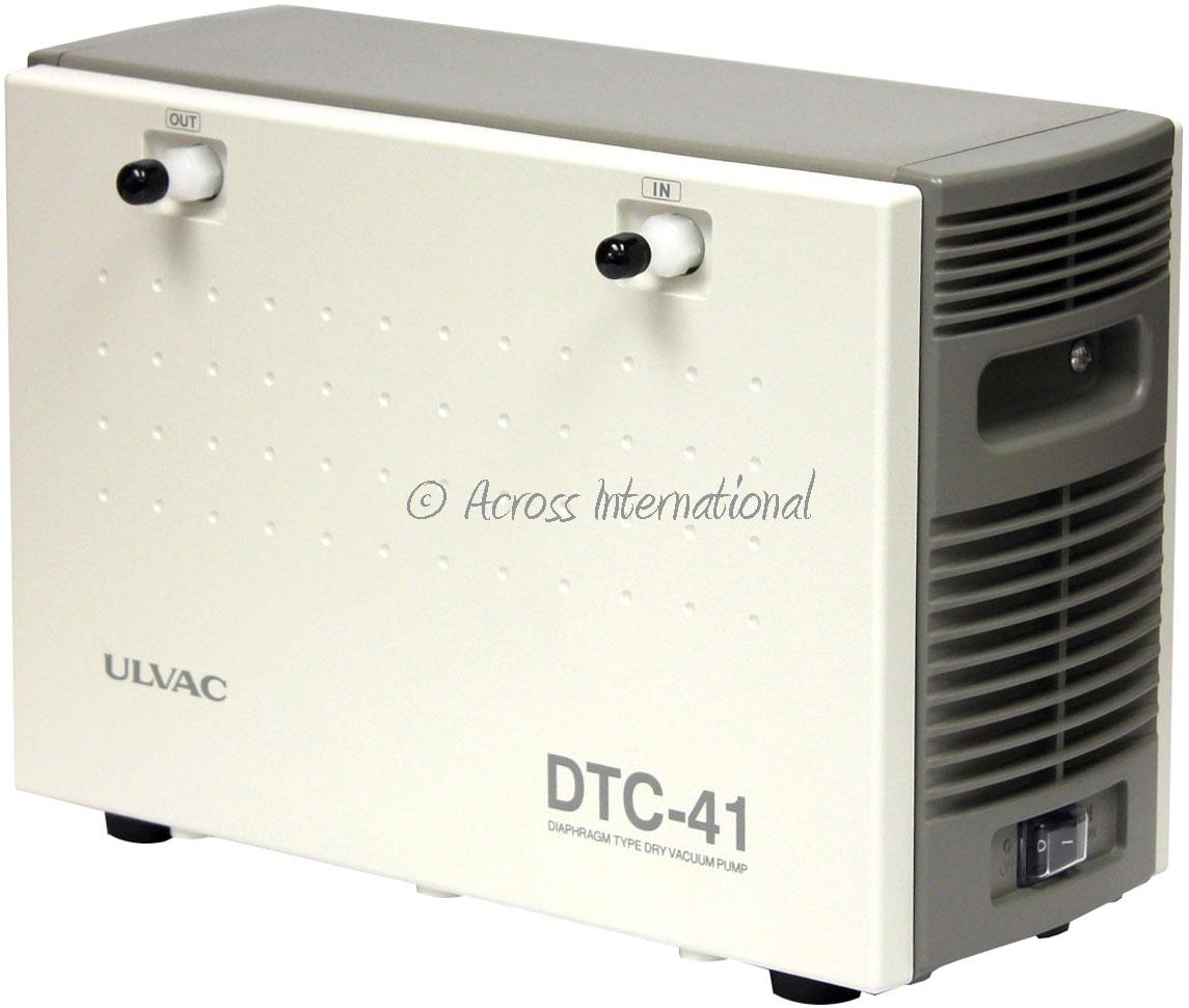 1.6 cfm Dual-Stage Chemical-Resist Diaphragm Pump at Xtractor Depot