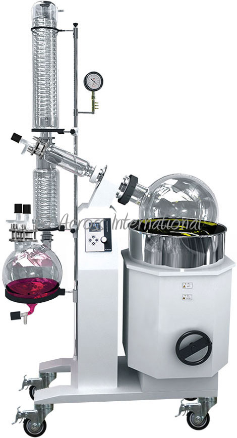 xtractor depot Ai SolventVap 13-gallon rotary evaporator and water bath